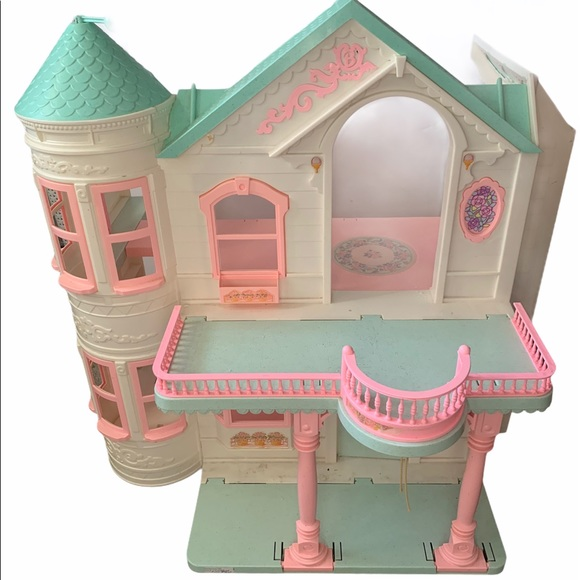 Barbie Deluxe Victorian Dream House Vintage 1995